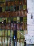 LEGANZA-ILARIA-Tra-le-finestre-tecnica-mista-su-tavola-cm-30x30-2010