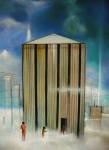 LEGANZA-ILARIA-il-paradiso-dei-babini-tecnica-mista-su-tavola-cm-30x50-2013